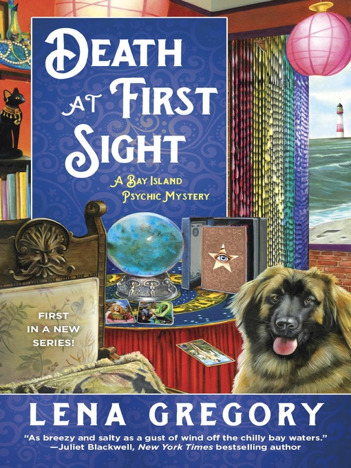 Title details for Death at First Sight by Lena Gregory - Available