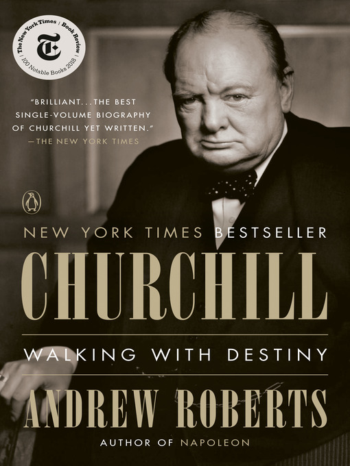 Title details for Churchill by Andrew Roberts - Available