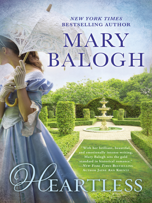 Title details for Heartless by Mary Balogh - Wait list