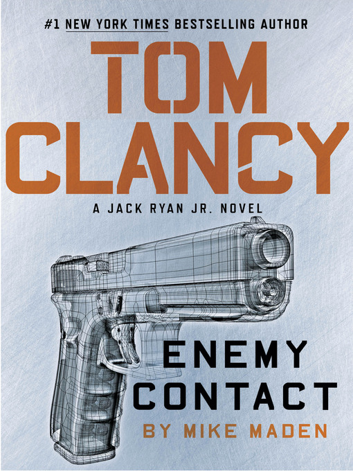 Title details for Enemy Contact by Mike Maden - Wait list