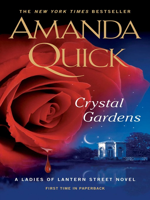 Title details for Crystal Gardens by Amanda Quick - Wait list