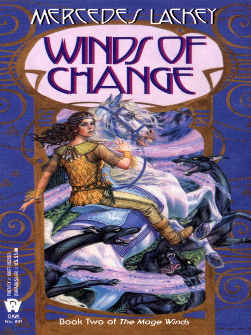 Title details for Winds of Change by Mercedes Lackey - Wait list