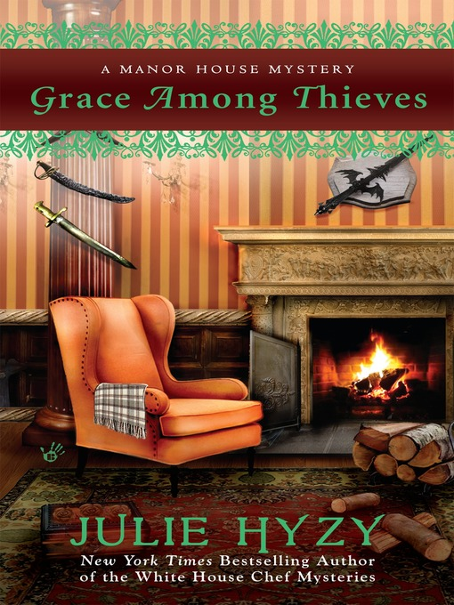 Title details for Grace Among Thieves by Julie Hyzy - Wait list