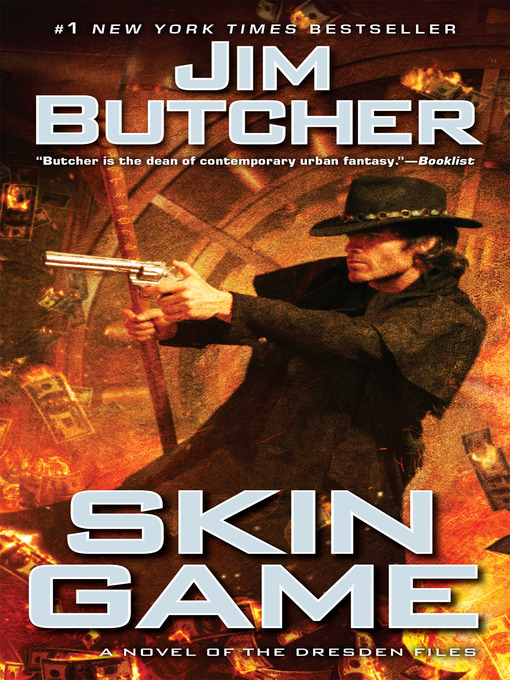 Title details for Skin Game by Jim Butcher - Available
