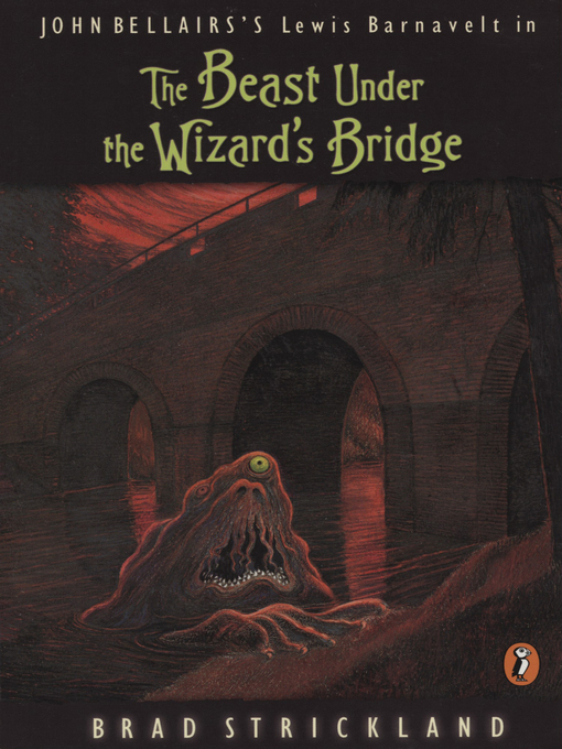 Cover of The Beast Under the Wizard's Bridge