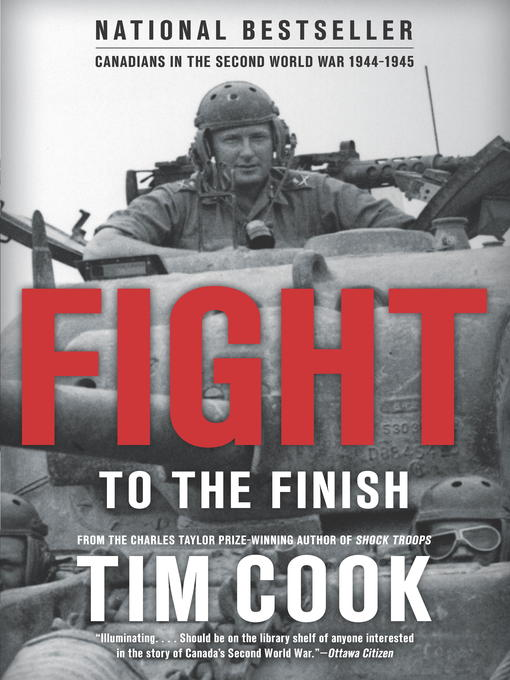 Title details for Fight to the Finish by Tim Cook - Wait list