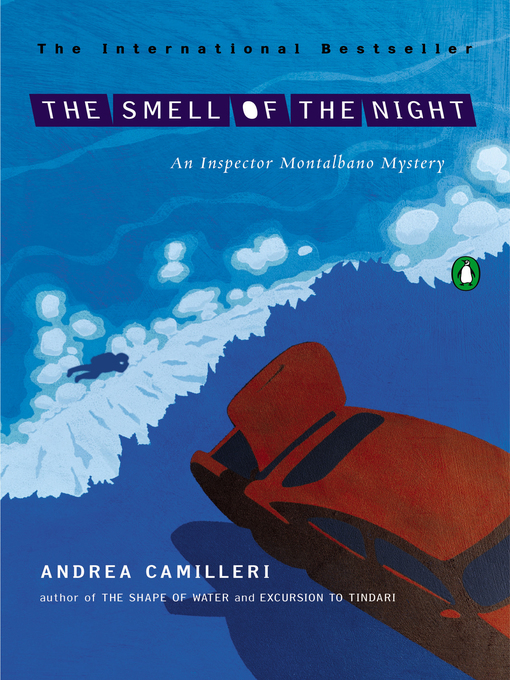 Cover of The Smell of the Night