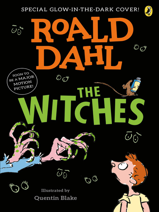 Title details for The Witches by Roald Dahl - Available