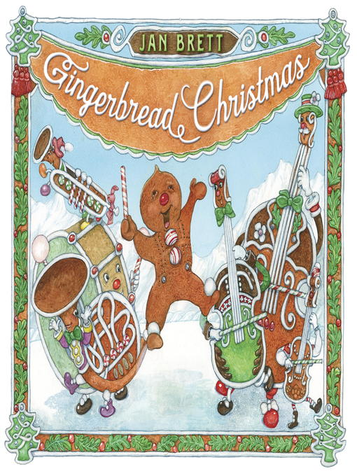 Title details for Gingerbread Christmas by Jan Brett - Available