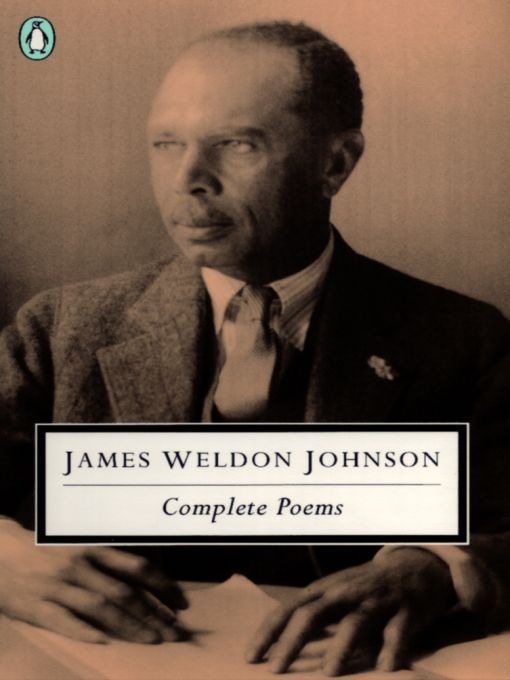Title details for Complete Poems by James Weldon Johnson - Available