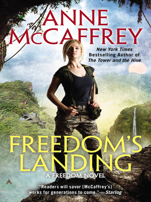 Title details for Freedom's Landing by Anne McCaffrey - Available