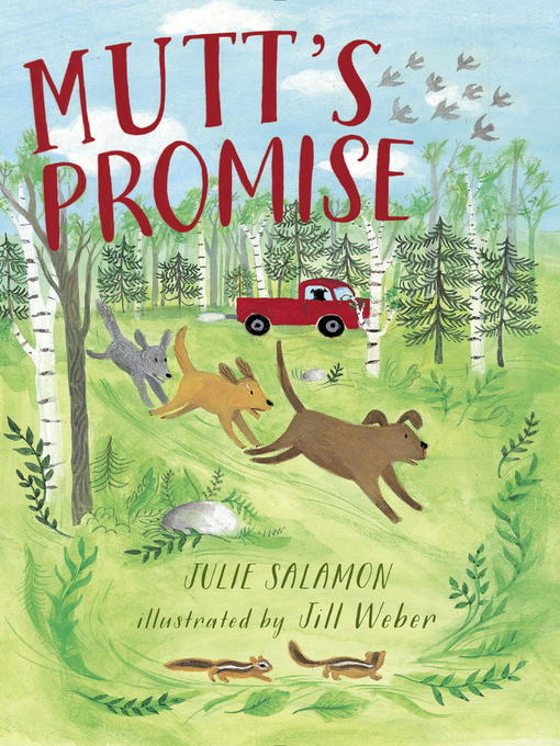 Title details for Mutt's Promise by Julie Salamon - Available