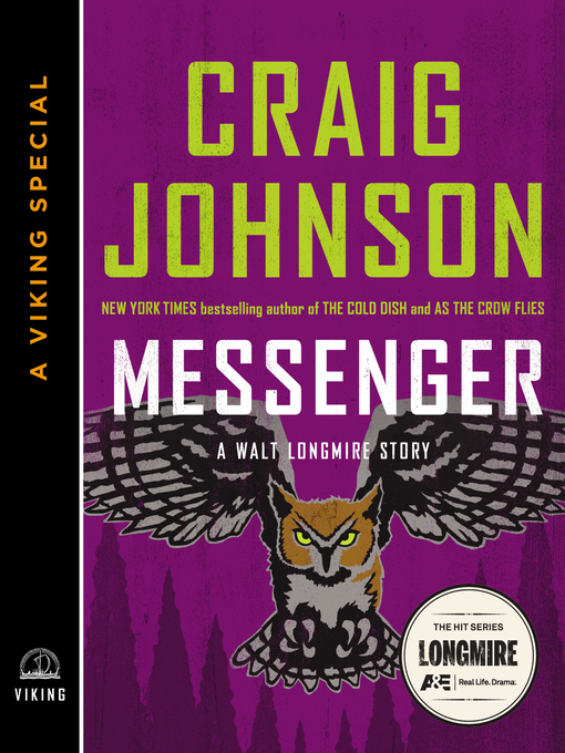Title details for Messenger by Craig Johnson - Available