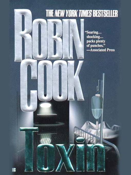 Title details for Toxin by Robin Cook - Wait list