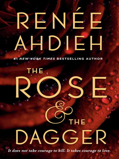 Cover of The Rose and the Dagger