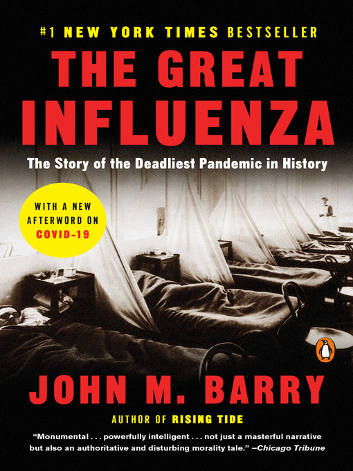 Title details for The Great Influenza by John M. Barry - Wait list