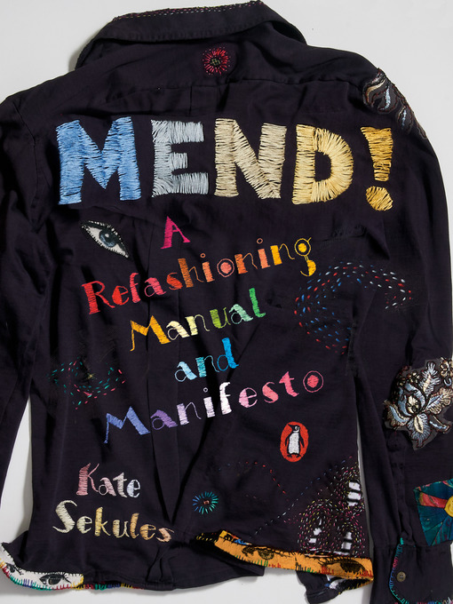 Title details for Mend! by Kate Sekules - Wait list