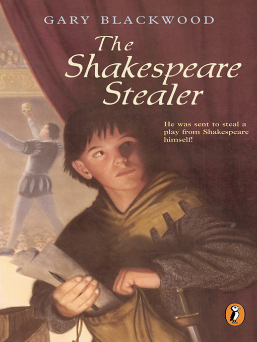 Cover of The Shakespeare Stealer