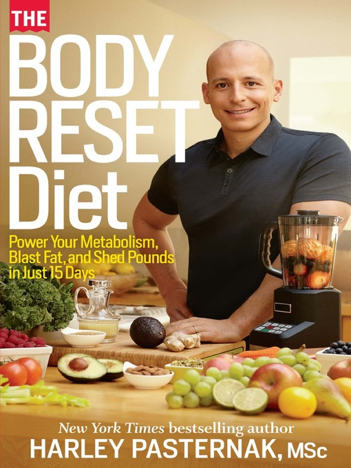 Cover of The Body Reset Diet