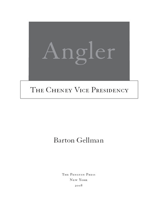 Title details for Angler by Barton Gellman - Wait list