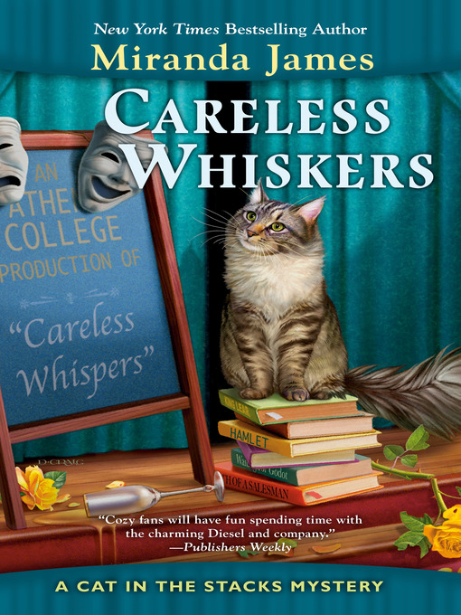 Title details for Careless Whiskers by Miranda James - Wait list