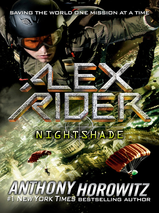 Title details for Nightshade by Anthony Horowitz - Wait list