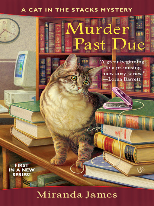 Title details for Murder Past Due by Miranda James - Wait list