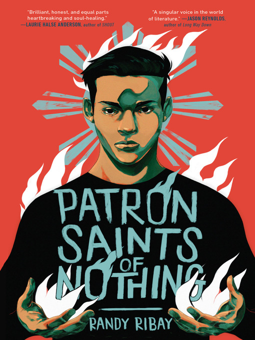 Image: Patron Saints of Nothing