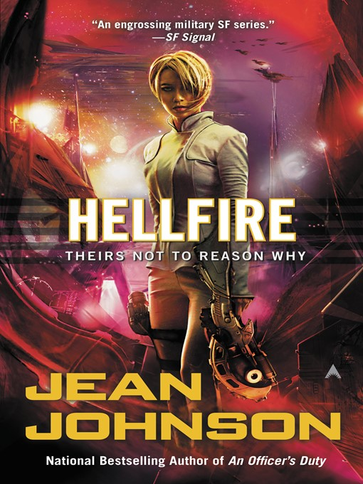 Title details for Hellfire by Jean Johnson - Available