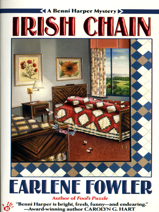Title details for Irish Chain by Earlene Fowler - Available