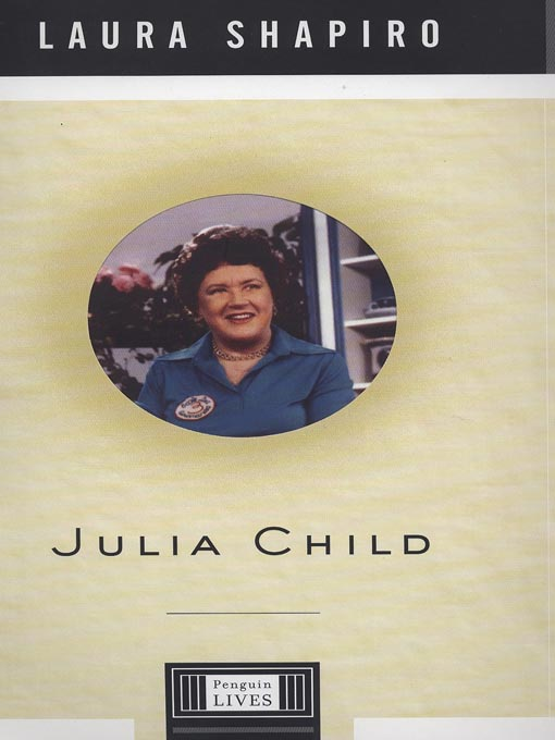 Cover of Julia Child