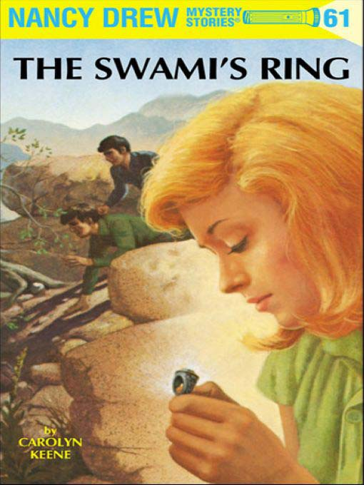 Title details for The Swami's Ring by Carolyn Keene - Wait list