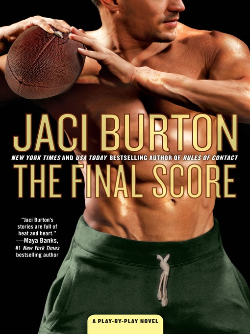 Title details for The Final Score by Jaci Burton - Wait list