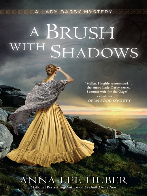 Title details for A Brush with Shadows by Anna Lee Huber - Available