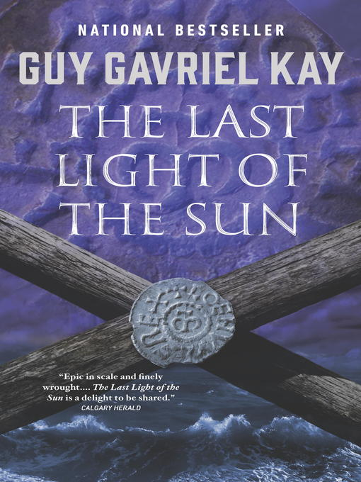 Cover of The Last Light of the Sun