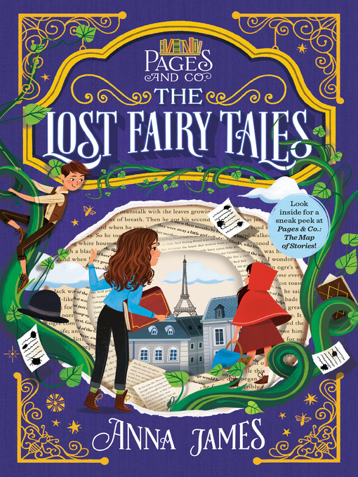 Title details for Tilly and the Lost Fairytales by Anna James - Available