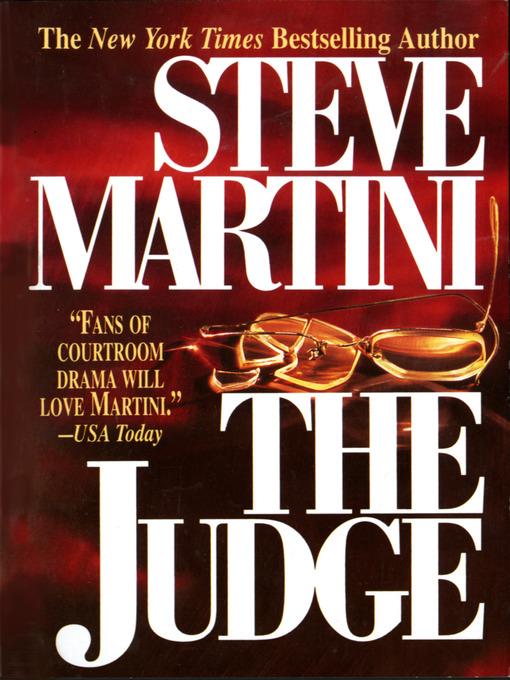 Title details for The Judge by Steve Martini - Wait list
