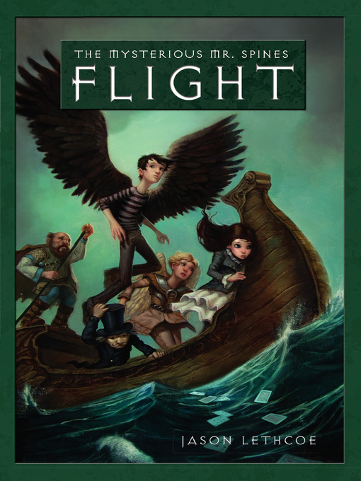Title details for Flight by Jason Lethcoe - Available