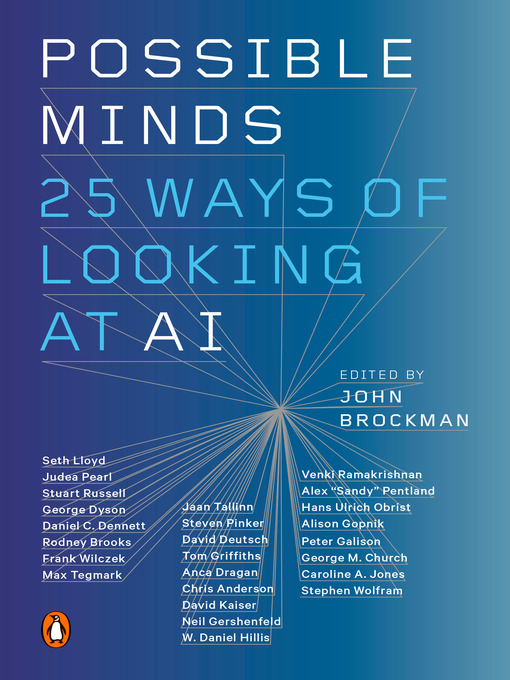 Title details for Possible Minds by John Brockman - Available