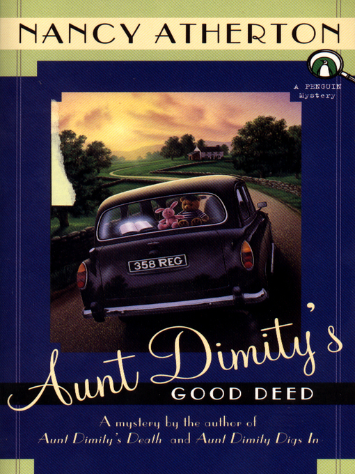 Title details for Aunt Dimity's Good Deed by Nancy Atherton - Wait list