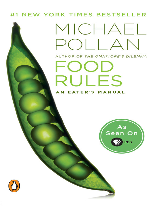 Title details for Food Rules by Michael Pollan - Wait list
