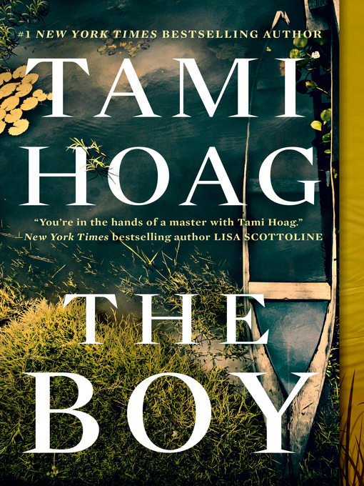 Title details for The Boy by Tami Hoag - Wait list
