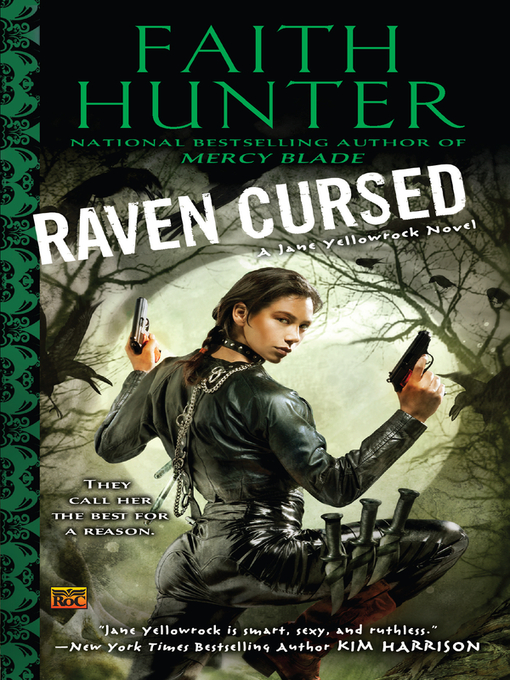 Title details for Raven Cursed by Faith Hunter - Wait list