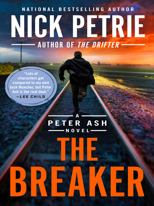 Title details for The Breaker by Nick Petrie - Wait list