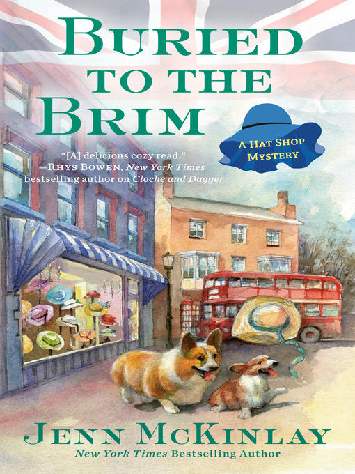 Title details for Buried to the Brim by Jenn McKinlay - Available