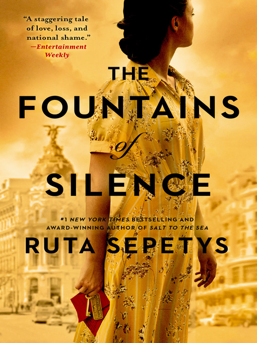 Cover of The Fountains of Silence