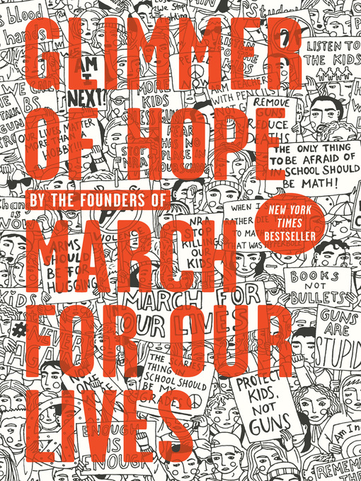 Title details for Glimmer of Hope by The March for Our Lives Founders - Available