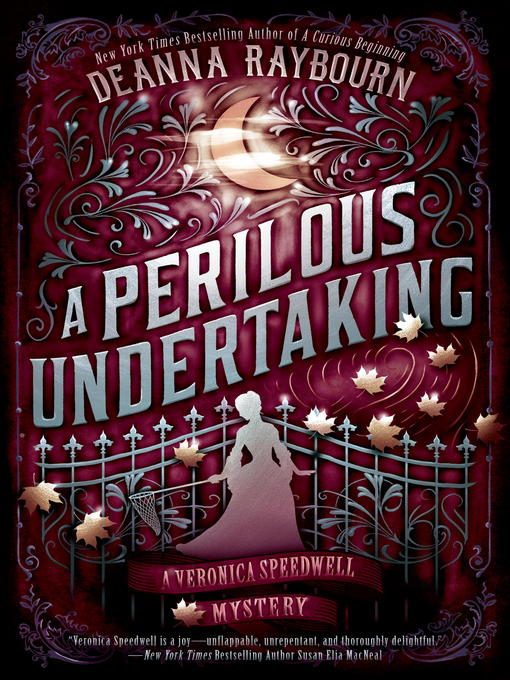 Title details for A Perilous Undertaking by DEANNA RAYBOURN - Wait list
