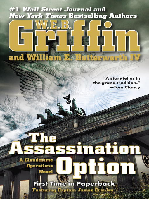 Title details for The Assassination Option by W.E.B. Griffin - Available