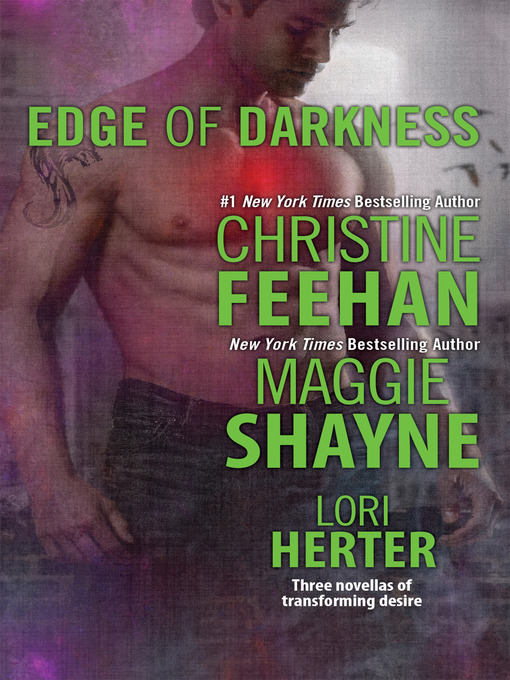 Title details for Edge of Darkness by Christine Feehan - Wait list